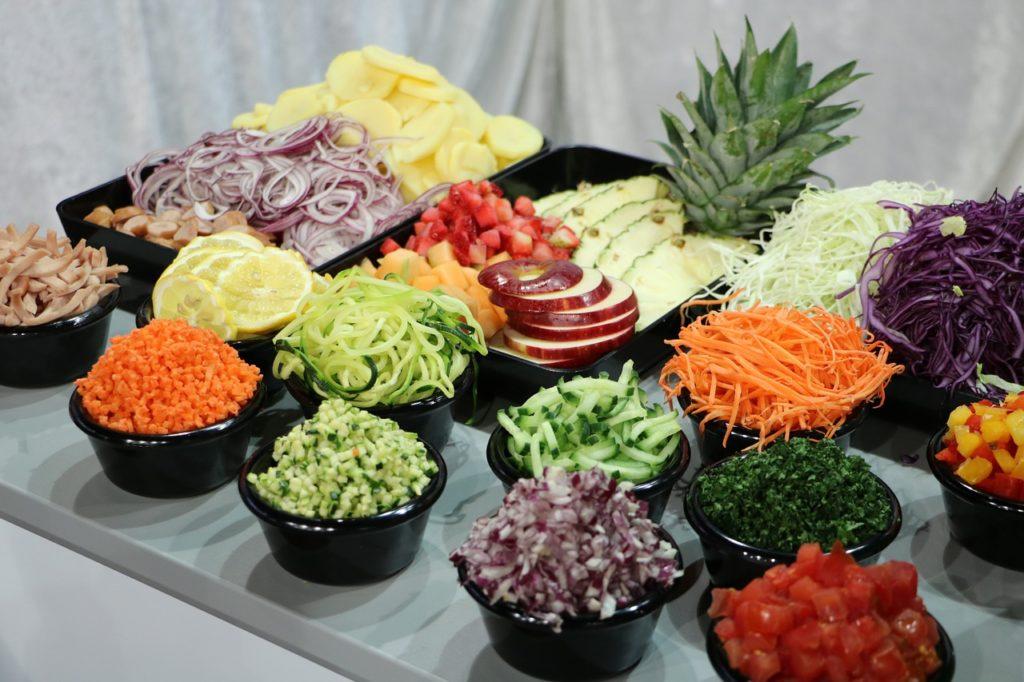 ירקות קצוצים